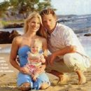 Steve Burton and family
