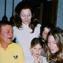 John Wayne and Pilar Wayne