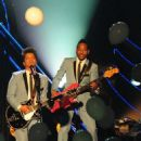 Bruno Mars' Jammin' Night at the 2011 MTV EMAs