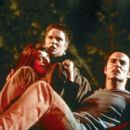 Ali Larter, Devon Sawa and Kerr Smith in New Line's Final Destination - 2000