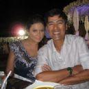 Dina Bonnevie and Vic Sotto