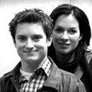 Elijah Wood and Franka Potente