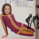 Diana Rigg - TV Guide Magazine Pictorial [United States] (10 June 1967) - 454 x 398