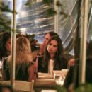 Emily Ratajkowski – Out for dinner in New York