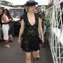 Bella Heathcote – Flemington Racecourse Derby Day in Melbourne - 454 x 617