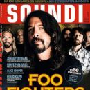 Foo Fighters - Soundi Magazine Cover [Finland] (August 2017)