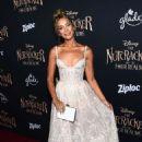 Leona Lewis – 'The Nutcracker And The Four Realms' Premiere in LA - 454 x 682