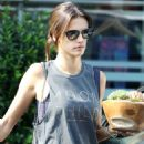 Alessandra Ambrosio – Out in Brentwood 8/25/2016 - 454 x 569