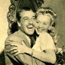 Carole Landis and Cesar Romero