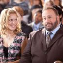 Kevin James and Maria Bello