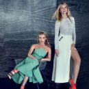 Gwyneth Paltrow, Tracy Anderson - Hamptons Magazine Pictorial [United States] (25 May 2015) - 454 x 518