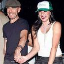 Michelle Branch and Teddy Landau