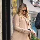 Khloe Kardashian – Leaving Petit Tresor in Los Angeles - 454 x 664
