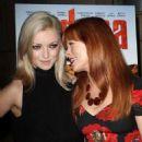 Francesca Eastwood and Frances Fisher