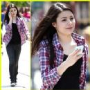 Miranda Cosgrove: My Date Drove on the Wrong Side of the Road!