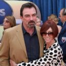 Jillie Mack and Tom Selleck