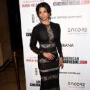 Camila Alves McConaughey- arrivals at the American Cinematheque Award