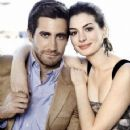 Anne Hathaway and Jake Gyllenhaal 2010 Photoshoot