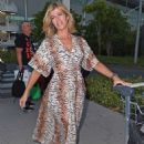 Kate Garraway – Arrives at Brisbane Airport in Australia - 454 x 604