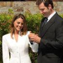 Crown Prince Felipe Of Spain and Eva Sannum - 454 x 390