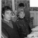 Syd Barrett and Libby Gausden