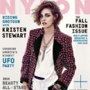 Kristen Stewart Nylon Magazine September 2015