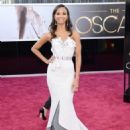 Zoe Saldana - The 85th Annual Academy Awards - Arrivals (2013)