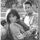 Keanu Reeves and Sandra Bullock in Speed Photoshoot (1994)