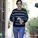 Samantha Ronson: Recovering from Run-In with Car