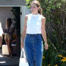 Melissa Benoist – InStyle Jennifer Klein's 2017 Annual Day of Indulgence Party in LA 8/14/2016 - 454 x 681