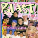 Backstreet Boys - Blast! Magazine Cover [United States] (December 1999)