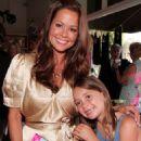 Neriah Fisher and Mother Brooke Burke-Charvet