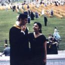Alan and Arlene on his graduation day at Fordham College