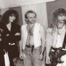 Phil & Jackie, Roger Taylor, Rick Savage - 454 x 255