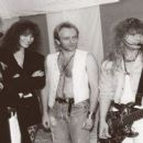 Phil & Jackie, Roger Taylor, Rick Savage