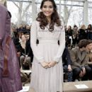 Sonama Kapoor at The Lakme Fashion Week Burberry 2012