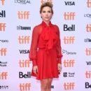 Scarlett Johansson : 2016 Toronto International Film Festival - 'Sing' Premiere - 399 x 600