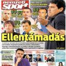 Nemzeti Sport - Nemzeti Sport Magazine Cover [Hungary] (15 August 2014)