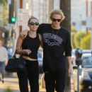 Miley Cyrus and Cody Simpson – Out in Malibu