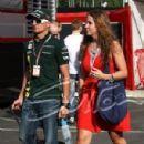F1 - 2012 Spanish GP - 300 x 450