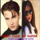 "Tommy Page and Safire ""Don't Give Up on Love"""