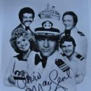 Fred Grandy with cast of Love Boat