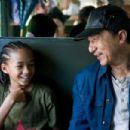 Jaden Smith as 'Dre' and Jackie Chan as 'Mr. Han' in Columbia Pictures' KARATE KID. Photo By: Jasin Boland. ©2009 Columbia TriStar Marketing Group, Inc. All Rights Reserved.