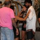 Is it offical? Bruna Marquezine and Marlon Teixeira spotted embracing - 288 x 432