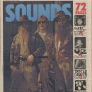 Frank Beard, Dusty Hill, Billy Gibbons - Sounds Magazine Cover [United Kingdom] (20 August 1982)