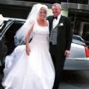 Tom Clancy and Alexandra Marie Llewellyn