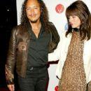Kirk Hammett and Lani Hammett - 345 x 600