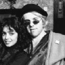 Thomas Dolby and Kathleen Beller - 454 x 229