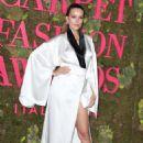 Petra Nemcova – Green Carpet Fashion Awards 2018 in Milan - 454 x 681