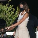 Kendall Jenner – Nightout at Nobu in Malibu